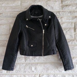 Members Only Leather-Look Jacket